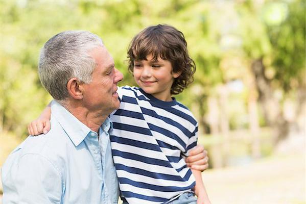 Relationship between grandparents and grandchildren essay